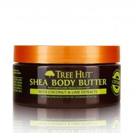BƠ DƯỠNG THỂ TREE HUT SHEA BODY BUTTER, COCONUT LIME