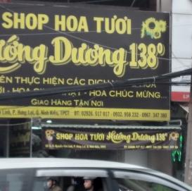 Shop Hoa Hướng Dương